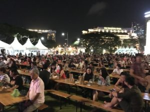 Satay Night Live 2016